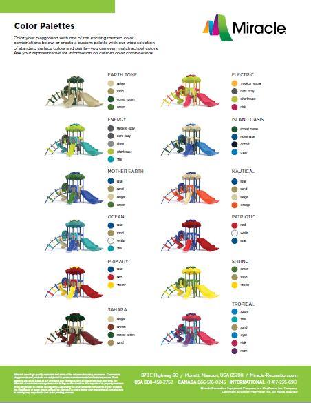MREC color palettes cover