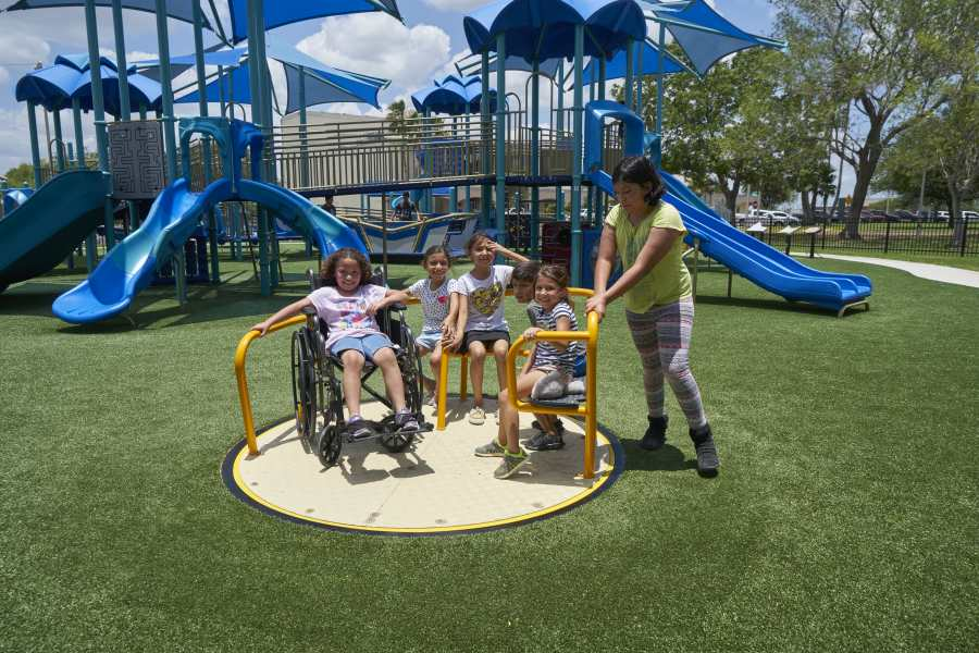 Inclusive Play – More than Accessibility