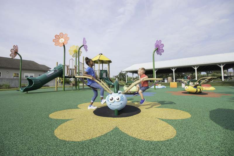 Custom Playground Structures - www miracleparkplace com