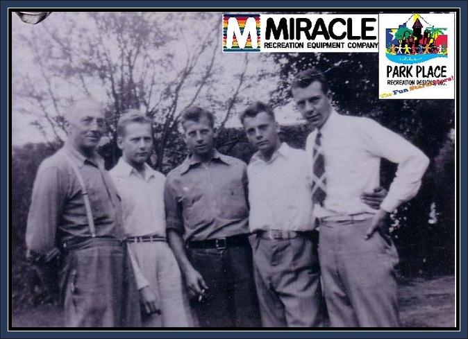 Miracle Whirl creator John Ahrens