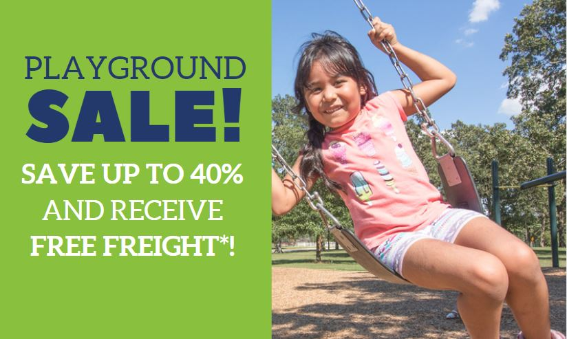 Miracle Recreation Fall Playground Sale