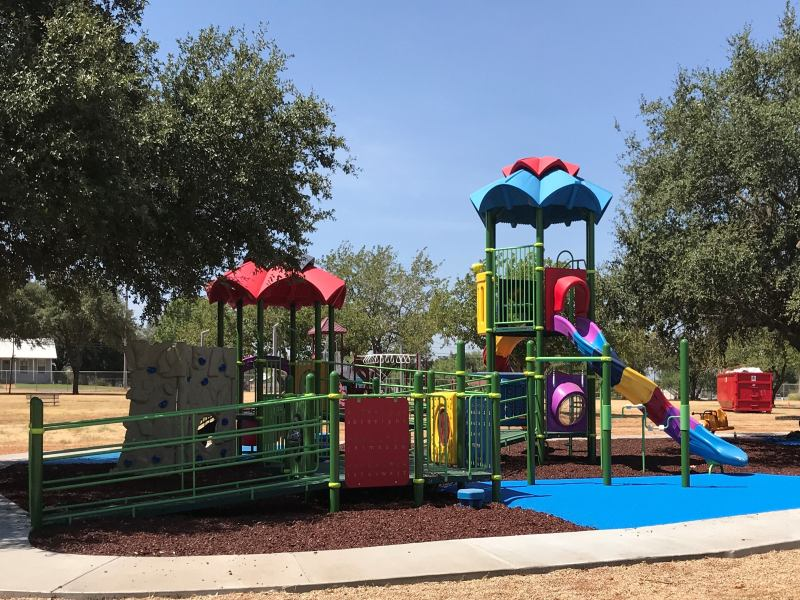 Playgrounds Today: Moving Beyond Compliance to Inclusion
